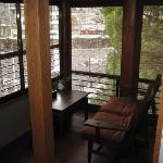 """the """"indoor"""" balcony"""