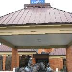 The best Comfort Inn I have stayed in.