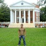 University of Virginia Rotunda Tour Photo