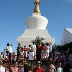 People @ Benalmadena Stupa