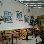 Dimpflmeier seating area