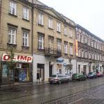 Vores hostel i Krakow: Kadetus. Kan VARMT anbefales.