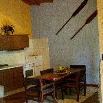 bungalow - salle à manger