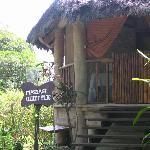 bungaow pour massage