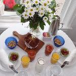 Breakfast - yummmy