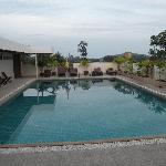 rooftop pool @ Amarin Victoria Samui
