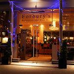 Forbury's restaurant