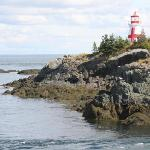 East Quoddy Lighthouse Campobello Island