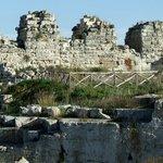 Eurialo Castle Foto