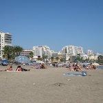 La Perla Beach Photo