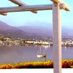 Paros Paradise day sea view