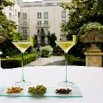 Martinis in The Gardens