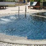 Jacuzzi on pool 1 of 2