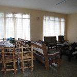 Living room-meeting area