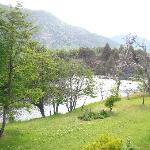 Rio Hermoso desde el restaurant