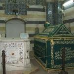 Salahadin's grave