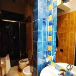 bagno della camera mediterraneo