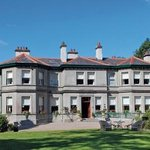 Front of Ardtara Country House Hotel