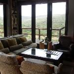 A place to relax between game drives