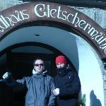 The wonderful  Landhaus Gletschermuehle