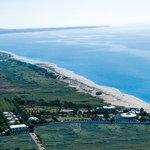 Visione aerea del NIRVANA Club Village