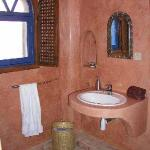 Each rooms is fitted with its own bathroom (WC+shower)