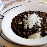 Cuban Black Bean Soup - 100% Vegetarian