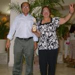 """won Tequila in Talent show """"Rock and Roll"""""""