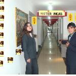 Lindo pasadizo del Misters Inkas