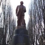 Most of the former Lenin statues were removed after the collapse of the Soviet Union. Some, cons