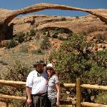Hike to Arches Nat. Park.