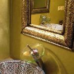Salle de bain suite Fès