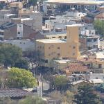Vista del Hotel desde la aerosilla