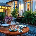 Bertrams Hotel Guldsmeden - Garden