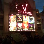 The V Theater in Planet Hollywood