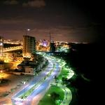 Netanya at night, Israel