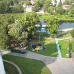 From the top of the minaret in Vologda