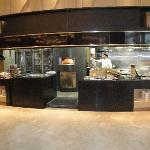 Taipei Taoyuan Airport Novotel - Restaurant Kitchen (Jan '10)