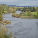 The River Wye at Hay