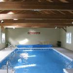 Swimming Pool at Damariscotta B&B