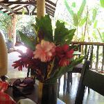 breakfast at the onsite restaurant