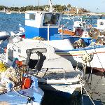 Harbour of Agia Anna