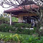 Unsere Villa mit Meerblick