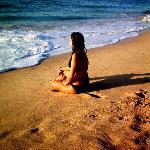 wow - the beach!