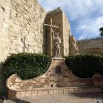 The Mission of San Juan Capistrano, CA