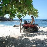 greta way to travel from Hacienda del Cielo to the beach!