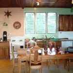 kitchen Hacienda del Cielo, San Juanillo