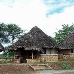 Our chalet at Tarangire Safari Lodge