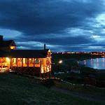 Sunset Weskar Lodge