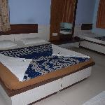 3 beded room in Hotel Saikrupa Shirdi